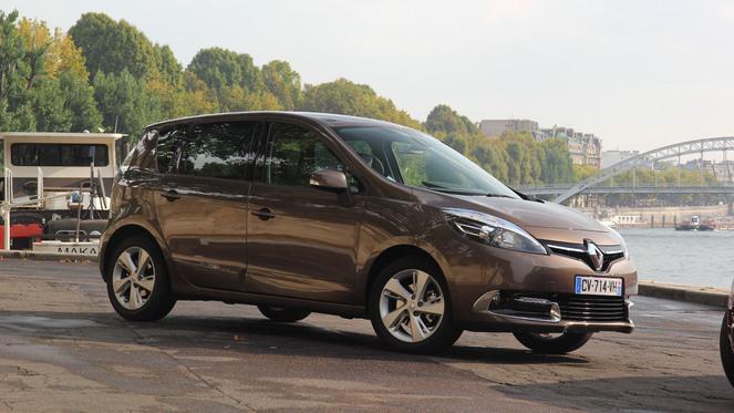 Essai - Renault Scénic 3 : pris pour cible