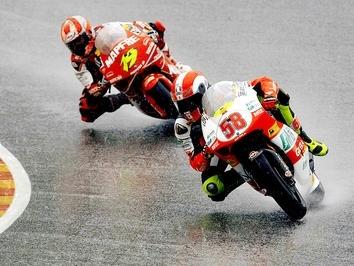 GP250 - Italie: Simoncelli averti