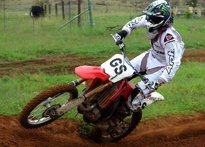 Honda Cas, bientôt prêt pour la saison de motocross 2010 avec Gareth Swanepoel en chef de file