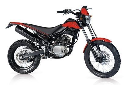 Baisse de prix chez Beta pour les 125 et 50cc tout nouveaux pour les kids