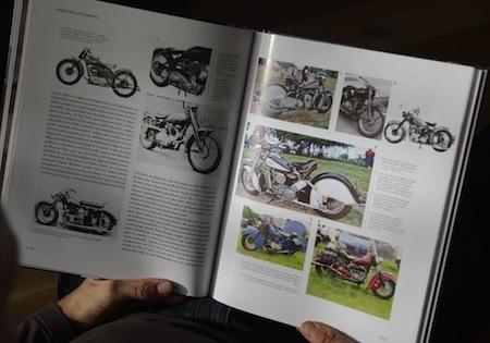Lu pour vous: Motos Indian de Pascal Szymezak