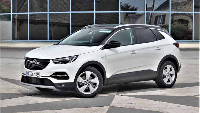 Essai - Opel Grandland X 2.0 D 177 :ennemi de l'intérieur