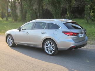 Essai - Mazda 6 & 6 Wagon : familiale du troisième type