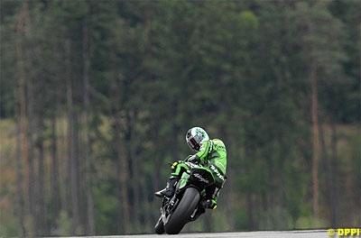 Moto GP: République Tchèque D.2: Randy visait la première ligne