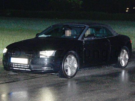 Audi A5 : lifting en vue