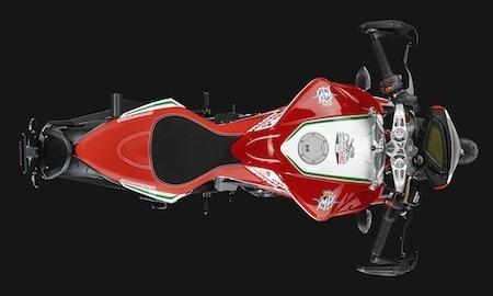 MV Agusta Dragster 800 RC: 350 exemplaires pour mettre le sport à l'honneur