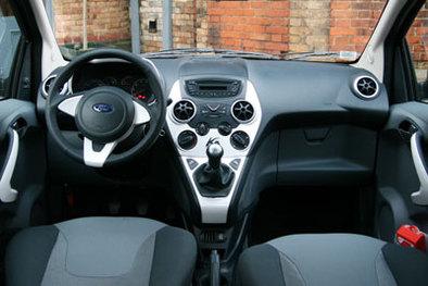 Renault Twingo Ford Ka Ka Au Deuxi 232 Me Round