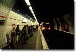 Alerte : l'air du métro est pollué