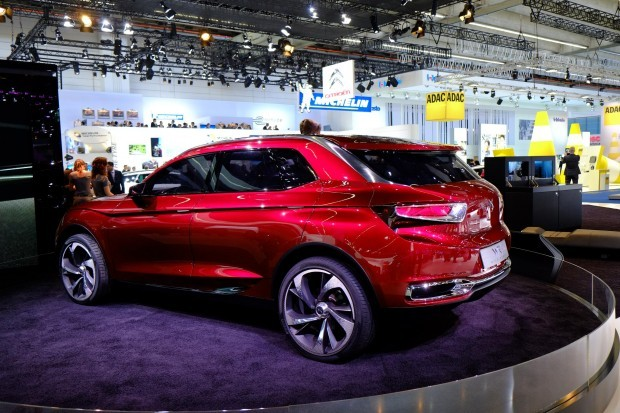 Citroen ne proposera pas son grand SUV en Europe