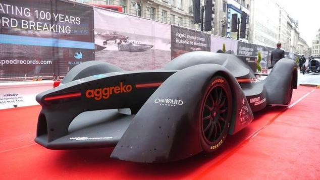 Bluebird GTL Formula-E: un concept pour un formule électrique