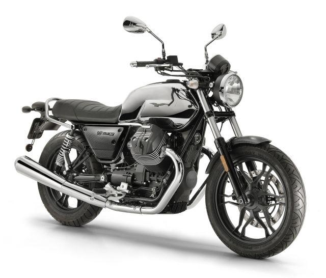 Moto Guzzi: une V7 Limited en quantité limitée
