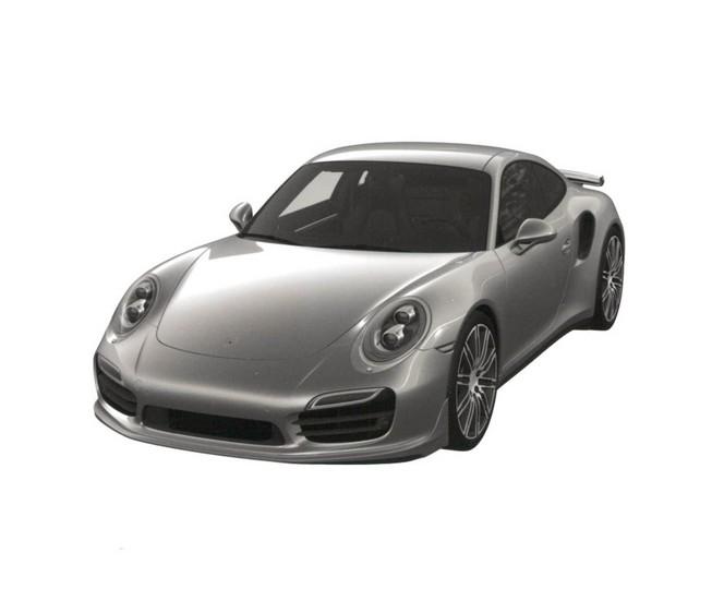 Voici le restyling de la Porsche 911 Turbo