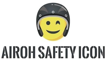 Airoh Safety Icon: en jeu un casque signé Bonacorsi d'une valeur de 2 500 euros