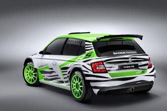 Skoda dévoile sa nouvelle Fabia R5 de rallye