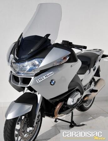 Bulle Ermax pour la BMW R 1200RT.