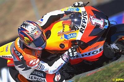 Moto GP: République Tchèque: 3. Hayden