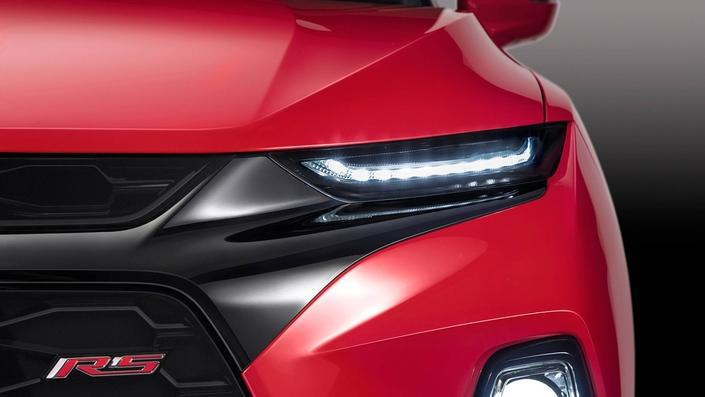Chevrolet: le Blazer fait son retour