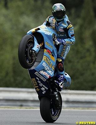 Moto GP: République Tchèque Podium: 2. Hopkins