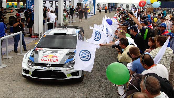 WRC/Australie - Ogier vainqueur mais toujours pas champion du monde!