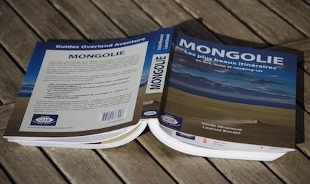 Lu pour vous: Mongolie, les plus beaux itinéraires