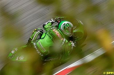 Moto GP: République Tchèque: Sylvain et Randy n'ont pas démérité
