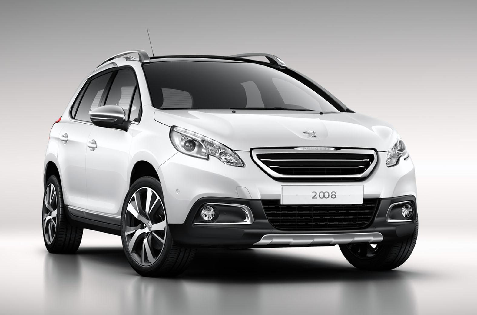 Peugeot 2008 boite automatique diesel