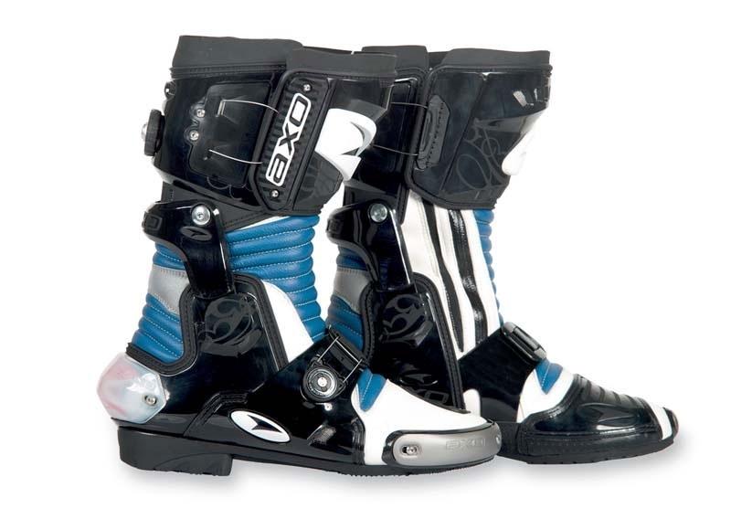 AXO 2008 : Nouvelles bottes