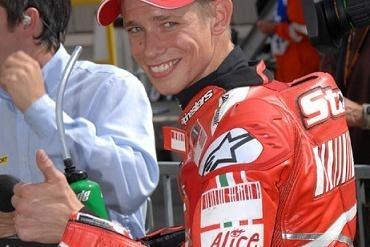 """Moto GP: Stoner: """"Je veux être titré à Phillip Island"""""""