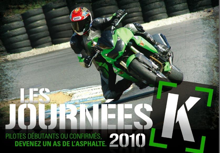 Kawasaki : Reconduction des Journées K 2010