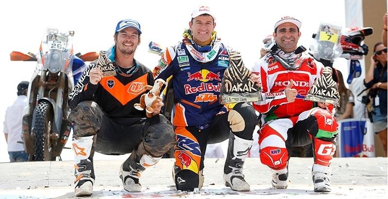 Dakar 2015 - Etape 13 : Marc Coma remporte son 5ème Dakar