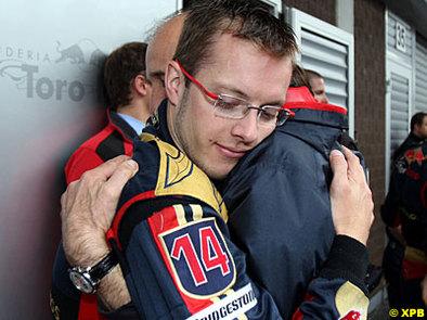 Formule 1 - Toro Rosso: Bourdais a trois semaines pour faire la différence au budget