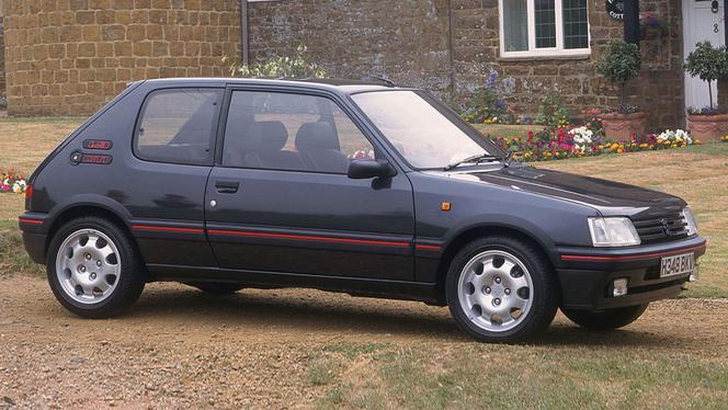 L'avis propriétaire du jour : MasterLudo nous parle de sa Peugeot 205 1.9 GTI 130