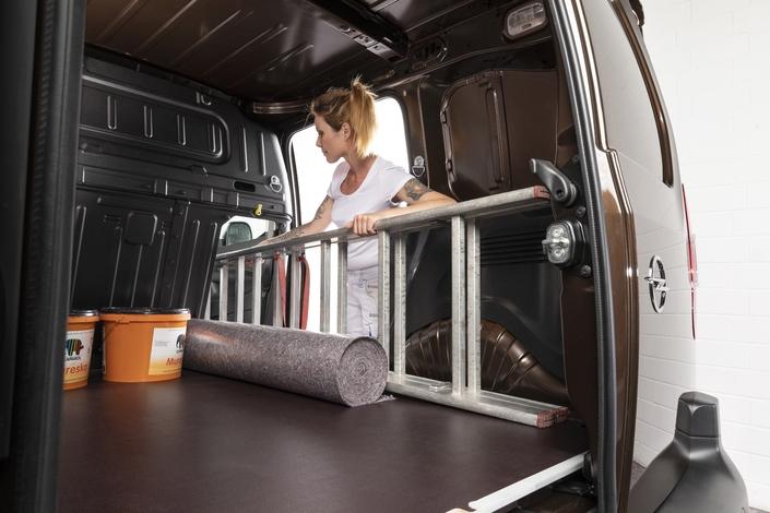 Opel Combo Cargo (2018): les premières images de la version utilitaire
