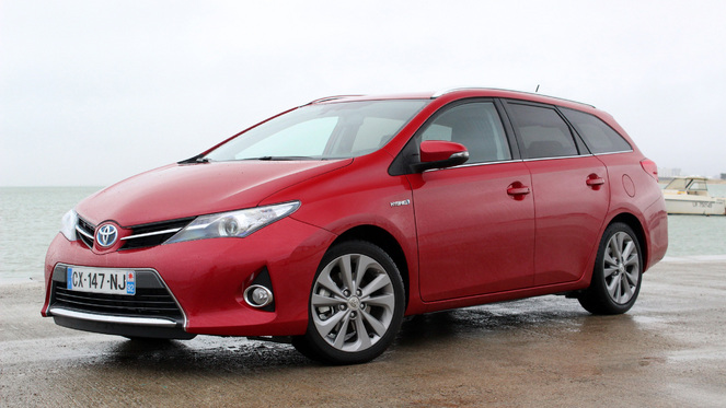 Essai vidéo - Toyota Auris Touring Sports : break écolo