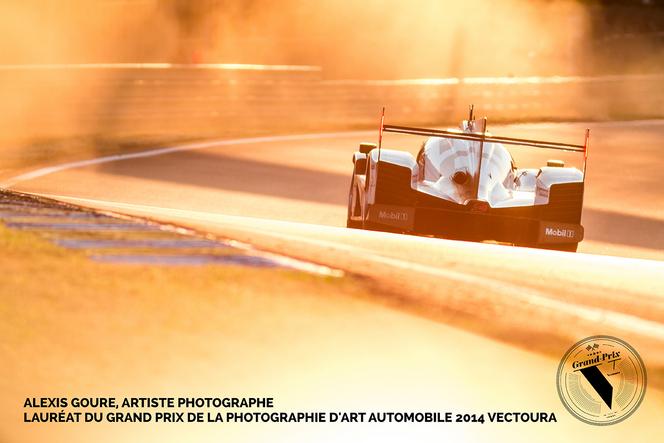 Alexis Goure, lauréat du Grand Prix de la Photographie d'Art Automobile 2014 Vectoura