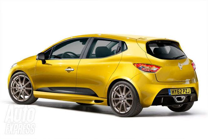 Future Renault Clio R.S : comme ça ?