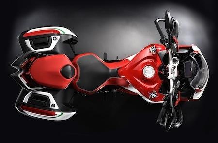 MV Agusta Turismo Veloce RC: 250 exemplaires pour mettre le sport à l'honneur