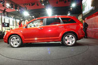 Live in Francfort, Dodge Journey: Rustic Cube