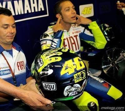 Moto GP - Italie: Des pneus trop durs pour Rossi