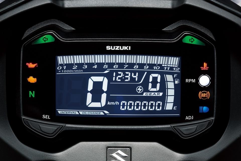 En direct d'Eicma 2016 : Suzuki GSX 250 R