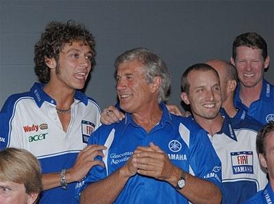 """Moto GP: Agostini: """"Rien n'est perdu pour Rossi"""""""