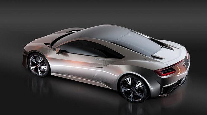 """En Grande-Bretagne, la Honda NSX II est """"sold out"""" avant même sa commercialisation"""