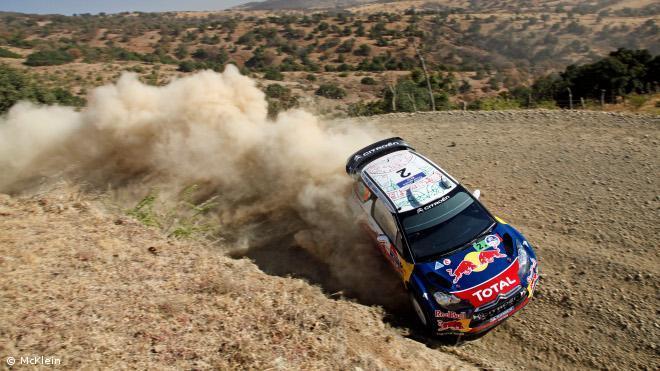 WRC Argentine Jour 2 : Ogier proche de la victoire