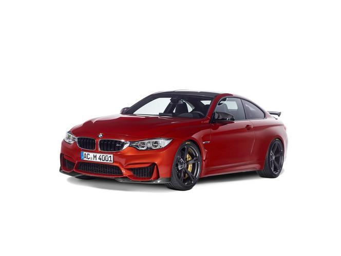 Essen 2014 : AC Schnitzer met 510 ch dans la BMW M4