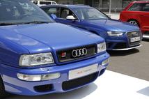 1994 – RS2 / 2000 – RS4 B5 / 2005 – RS4 B7