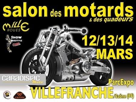 15 ème Salon des Milles Roues, les 12, 13 et 14 mars 2010.