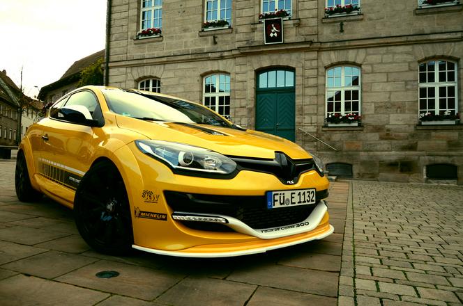 Essen 2014 : Renault Mégane R.S Elia Tour de Corse 300