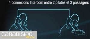 Intercom G4 : connecting motard !