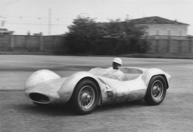 Maserati fête aujourd'hui ses cent ans d'existence