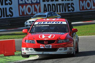 WTCC - Honda: N'Technology, c'est fini !